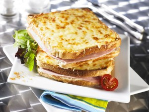 "Croque-monsieur ""Bistrot"""